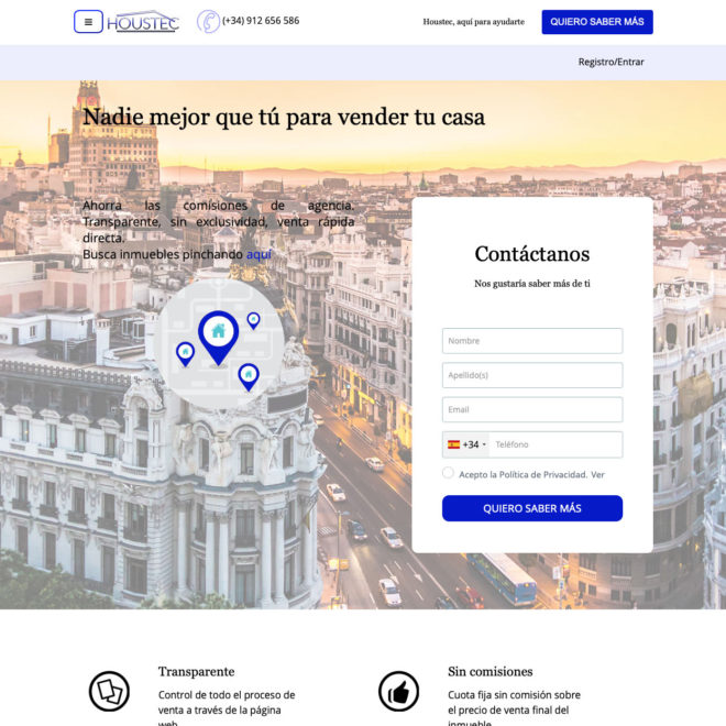 Houstec-web