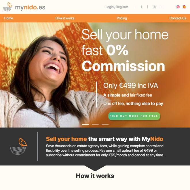 MyNido-web