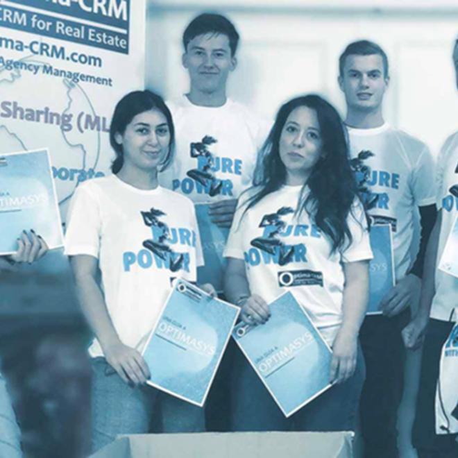 Optima-CRM-team